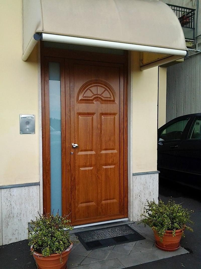 Porte Interne Color Ciliegio md serramenti srl - infissi in alluminio, porte interne